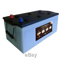 Batterie décharge lente Power Battery 12v 160ah