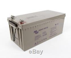 Batterie decharge lente Victron GEL 12v 220AH garantie 2 ans