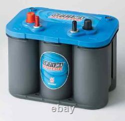 Batterie marine Optima Blue top BT SLI 4.2 12v 50ah