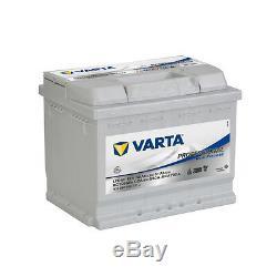 Batterie varta LFD60 12v 60ah camping car idéal panneaux solaires