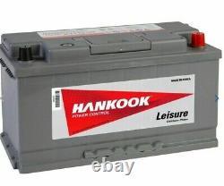 Hankook XV110 Batterie Décharge Lente Pour Caravane et Camping Car 12V 110AH