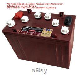 Trojan T-1275 12V 150AH Profond Cycle Batterie au Plomb De Traction Applications