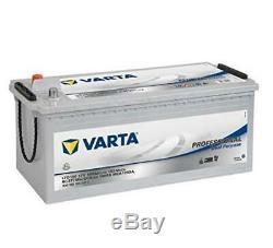 Varta Professionnal Decharge Lente Lfd180 Batterie Bateaux, Camping-Cars