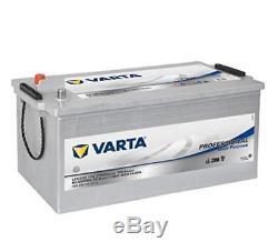 Varta Professionnal Decharge Lente Lfd230 Batterie Bateaux, Camping-Cars