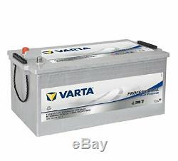 Varta Professionnal Decharge Lente Lfd230 Batterie Bateaux, Camping-Cars Loisir
