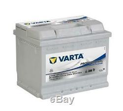 Varta Professionnal Decharge Lente Lfd60 Batterie Bateaux, Camping-Cars