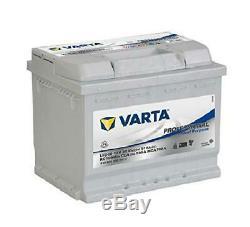 Varta Professionnal Decharge Lente Lfd60 Batterie Bateaux, Camping-Cars, Loisirs