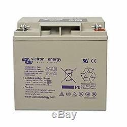 Victron AGM Batterie Golf / Mobilité Décharge Lente 12V/22Ah BAT212200084