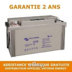 Victron Energy AGM Batterie de Loisirs Décharge Lente 12V/165AH BAT412151084