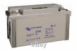 Victron Energy AGM Batterie de Loisirs Décharge Lente 12V/165AH BAT412151085