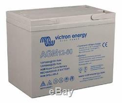 Victron Energy AGM Batterie de Loisirs Décharge Lente 12V/60AH BAT412060081