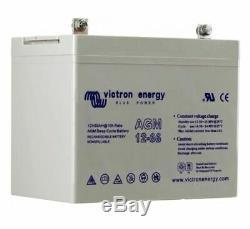 Victron Energy AGM Batterie de Loisirs Décharge Lente 12V/66AH BAT412600084
