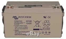 Victron Energy AGM Batterie de Loisirs Décharge Lente 12V/90AH BAT412800085