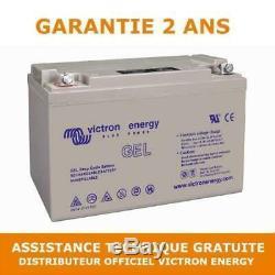 Victron Energy GEL Batterie de Loisirs à Décharge Lente 12V/165AH BAT412151104
